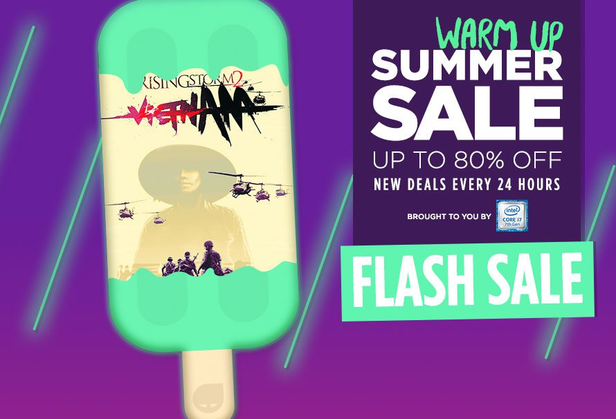 Green Man Gaming Summer Sale Flash Deals 20 July 2017