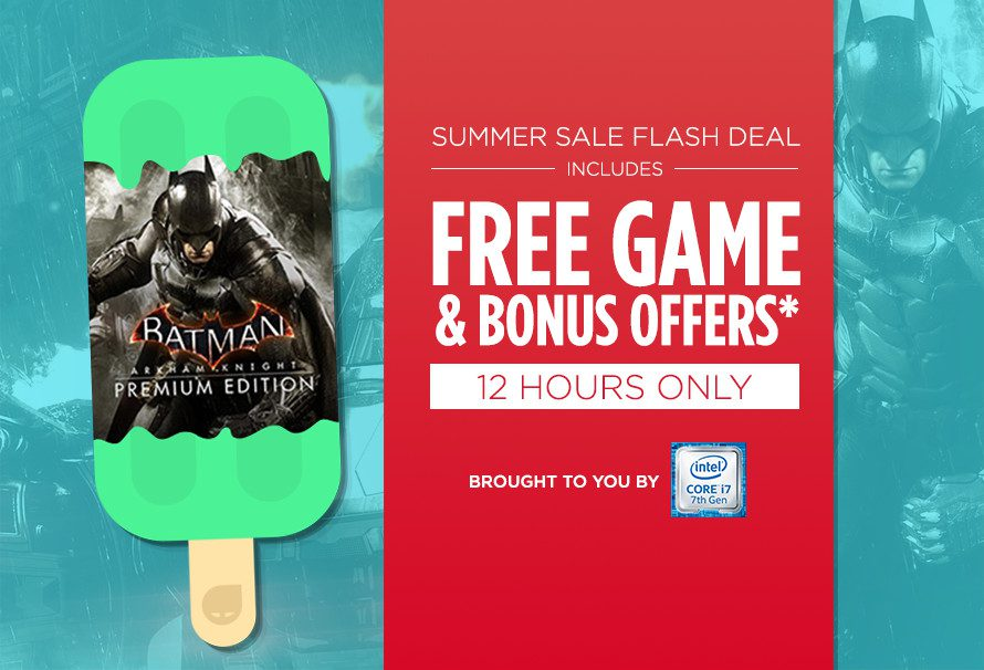 Green Man Gaming Summer Sale Flash Deals 30th July 2017