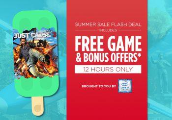 Green Man Gaming Summer Sale Flash Deals 25th July (AM) 2017