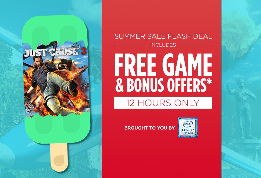 Green Man Gaming Summer Sale Flash Deals 25th July (AM) 2017