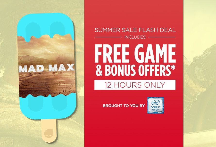 Green Man Gaming Summer Sale Flash Deals 24th July (AM) 2017