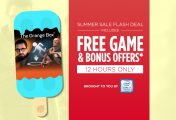 Green Man Gaming Summer Sale Flash Deals 21st July 2017