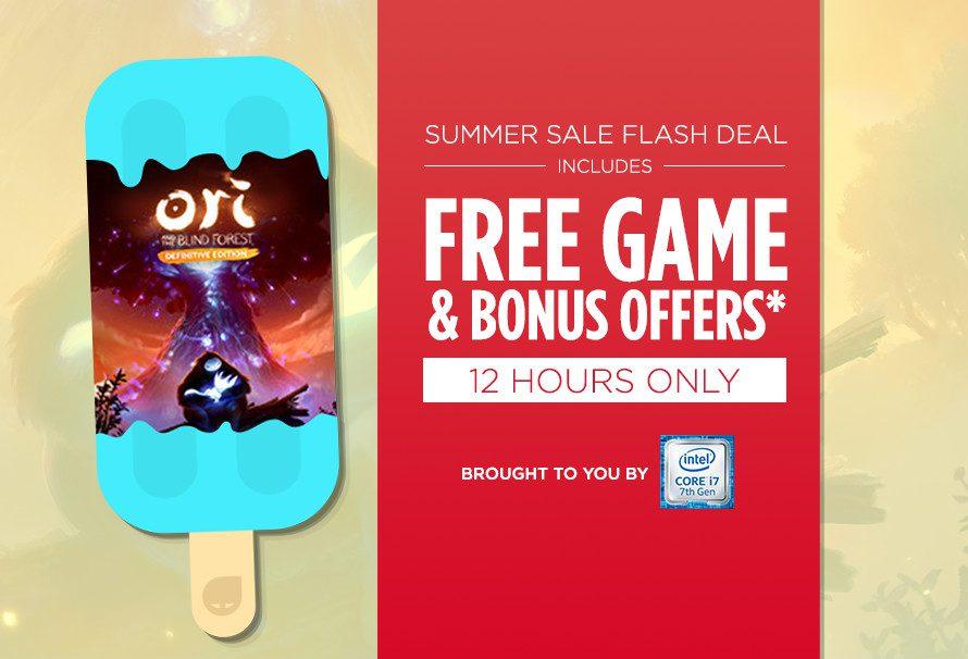 Green Man Gaming Summer Sale Flash Deals 30th July 2017