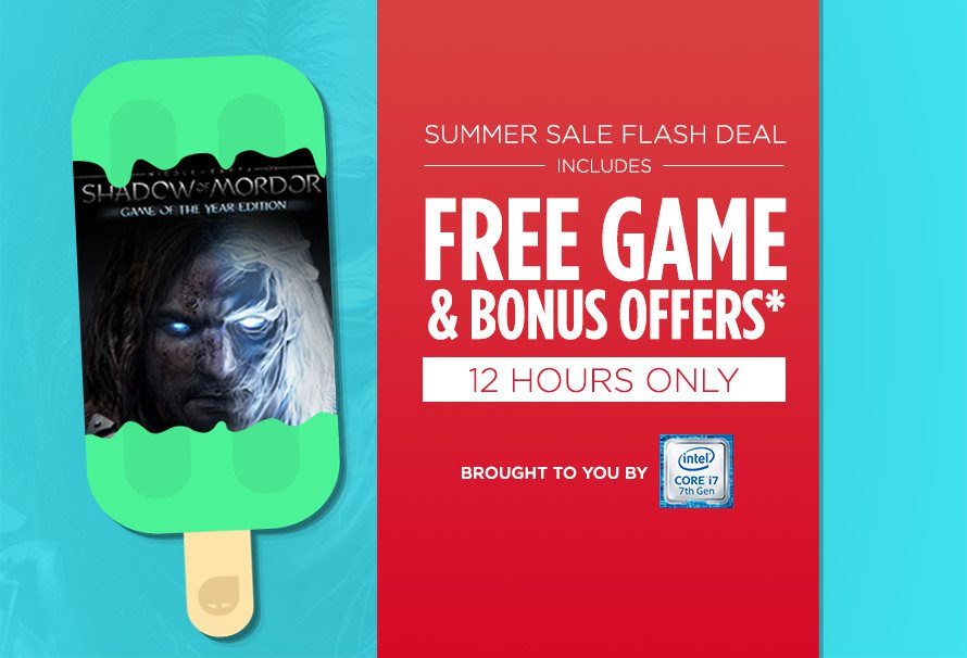 Green Man Gaming Summer Sale Flash Deals 23rd July (AM) 2017