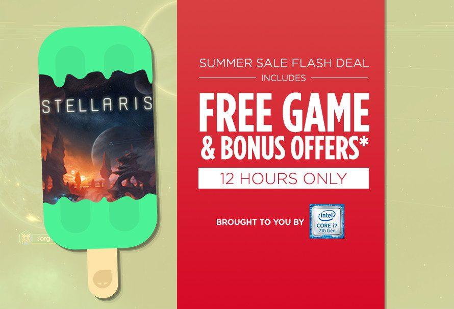 Green Man Gaming Summer Sale Flash Deals 29th July 2017 Part 2
