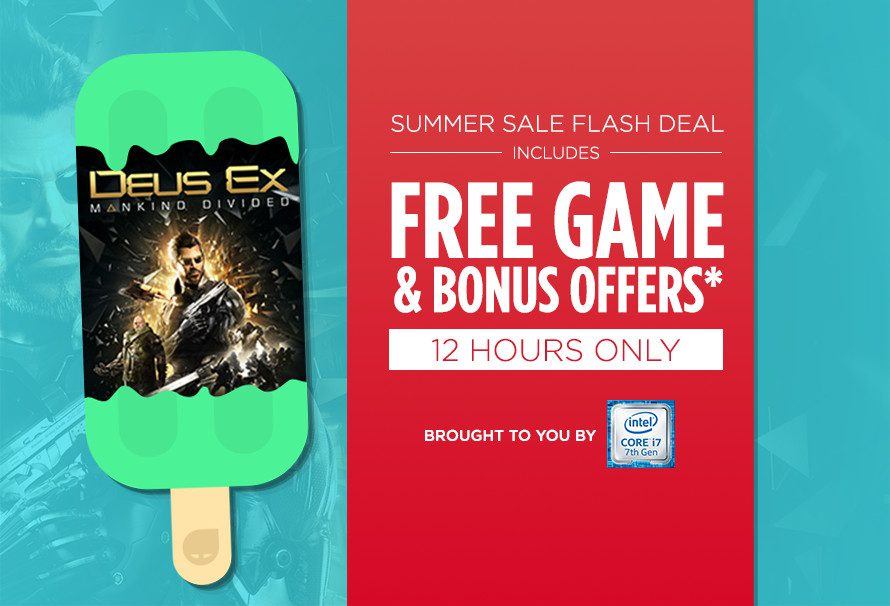 Green Man Gaming Summer Sale Flash Deals 27th July 2017