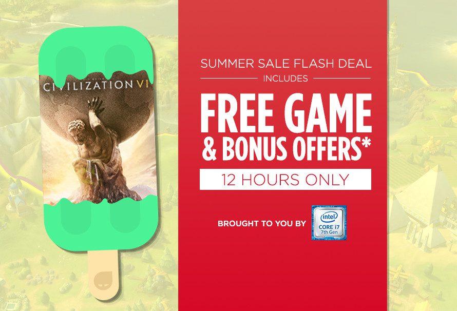 Green Man Gaming Summer Sale Flash Deals 28th July 2017