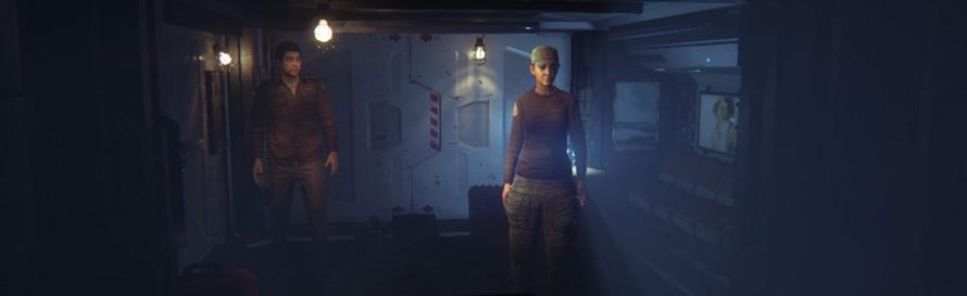 Alien Isolation Humans