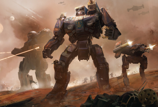 Chart Expert Game - Win a key for BattleTech!