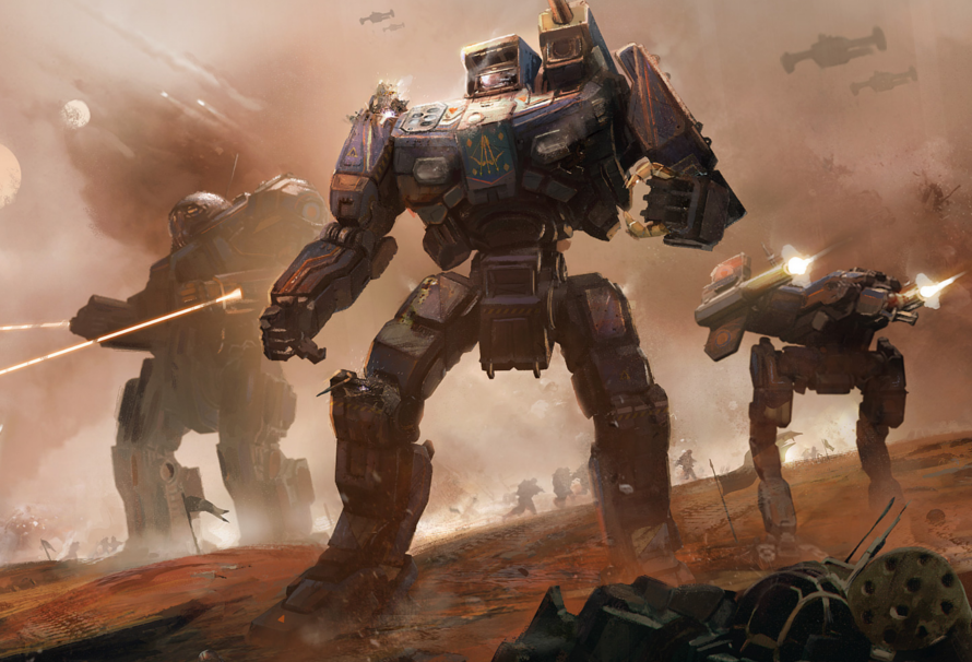 A Mechtacular Look At Best Past, Present And Future Mech Games