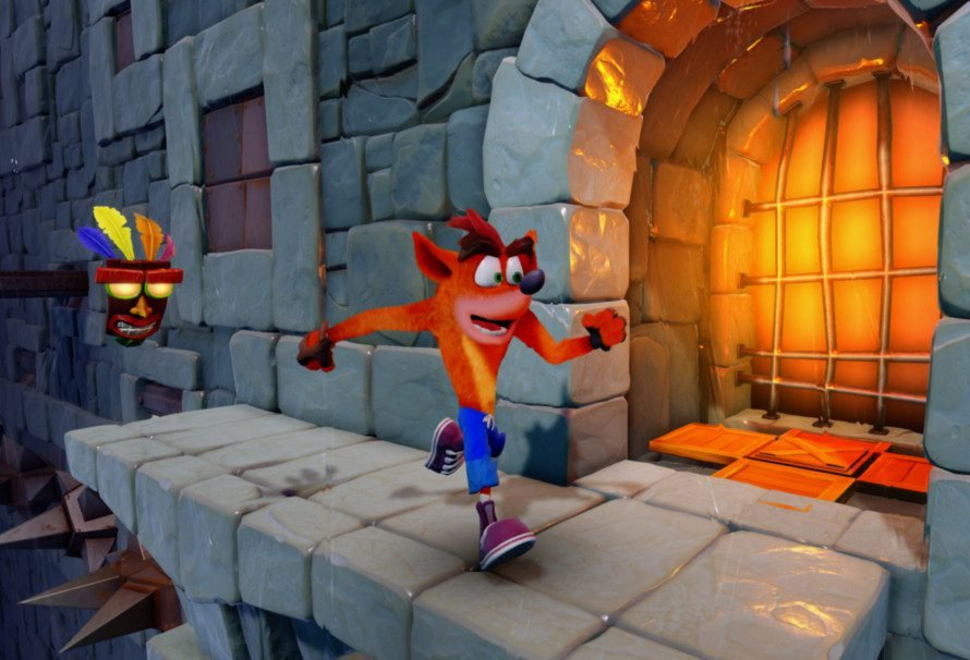 N. Sane Trilogy Gets Unreleased Level From Original Crash Bandicoot