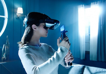 Disney To Make Their Own AR Headset, With Lightsaber Controller