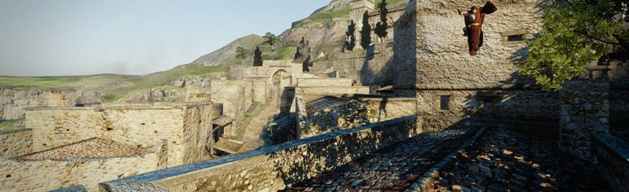 Dragon's Dogma Rooftops