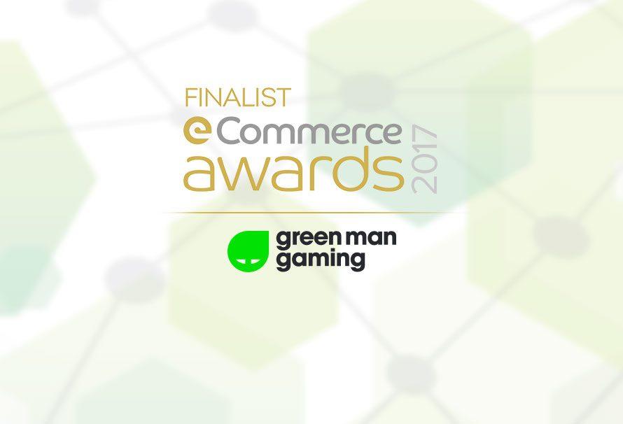 eCommerce Awards picks Green Man Gaming as 2017 Finalist