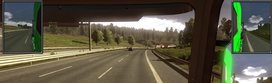 euro truck simulator 2 relax