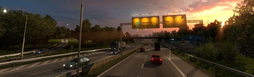 euro truck simulator 2 scenery