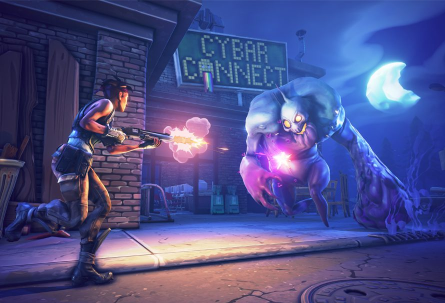 Fortnite: The Zombie Apocalypse Never Looked So Good
