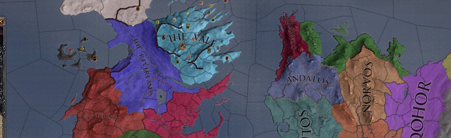 Game of Thrones Crusader Kings 2