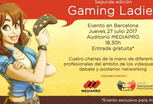 Gaming Ladies Event Rescheduled Without King