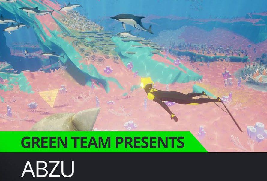 Green Team Presents ABZU