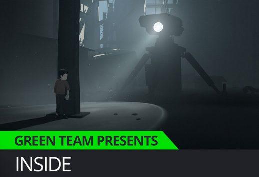 Green Team Presents Inside