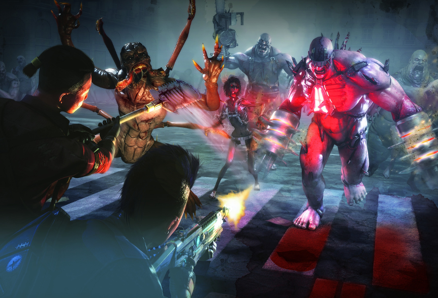 Getting Started with Killing Floor 2