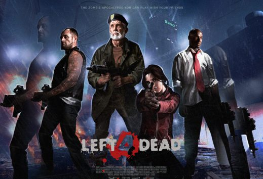 Top 5 Reasons to Play...Left 4 Dead