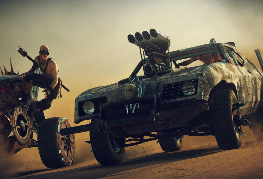 Top 5 Reasons To Play…Mad Max