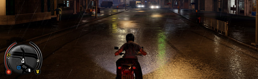 Sleeping Dogs Bike
