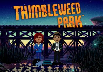 Thimbleweed Park Is Coming To PlayStation 4