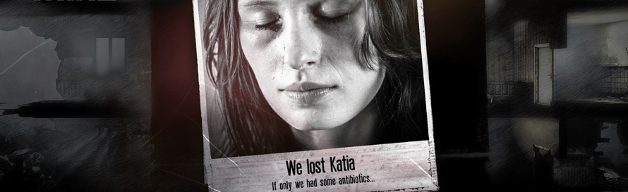 This War of Mine Katia