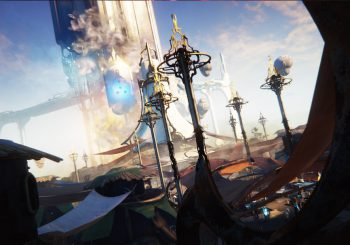 Warframe To Get An Open World Area Later This Year
