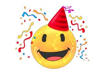 ☀️ Summer Sale World Emoji Day = 👍 👾 ☀️