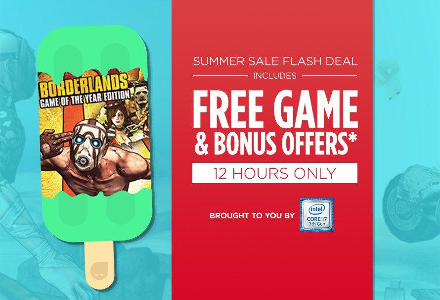 Green Man Gaming Summer Sale Flash Deals 1st August 2017