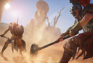 Assassin's Creed Origins Gamescom 2017 Trailer