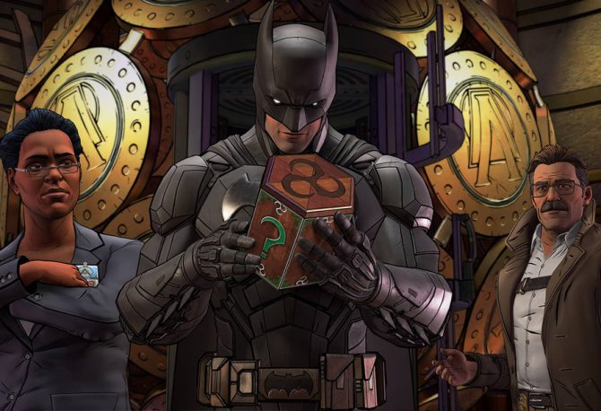 Ranking The Best Batman Games Of All Time