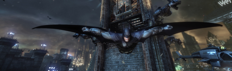 Ranking The Best Batman Games Of All Time - Green Man Gaming