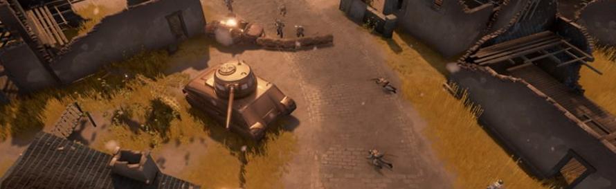 Foxhole Tank