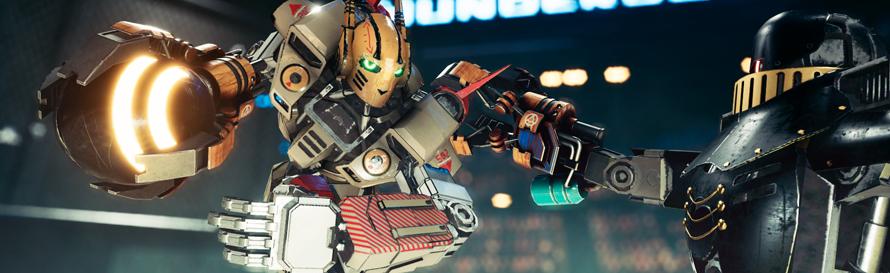 Jackhammer Robots