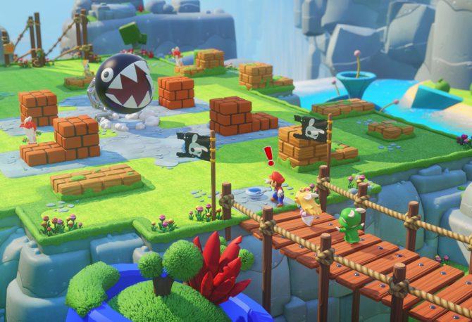 Why You Should Play Mario + Rabbids Kingdom Battle After XCOM 2: War Of The Chosen