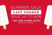 Your guide to Green Man Gaming's Last Chance Summer Sale