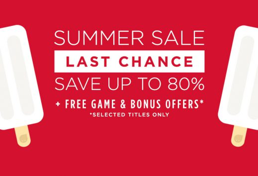 Green Man Gaming Last Chance Summer Sale Deals 2017