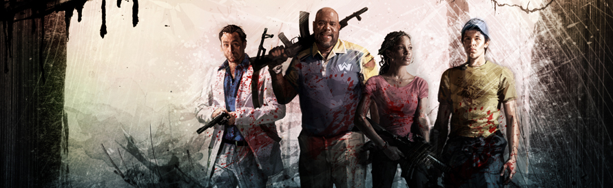 5 Reasons To Play    Left 4 Dead 2 - Green Man Gaming Blog