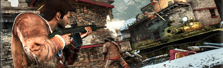 The Best Moments In Uncharted - Green Man Gaming Blog