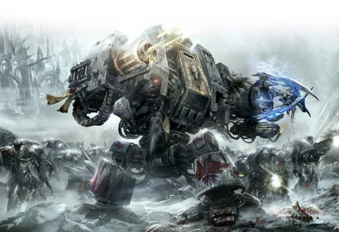 Getting Back Into Warhammer 40k