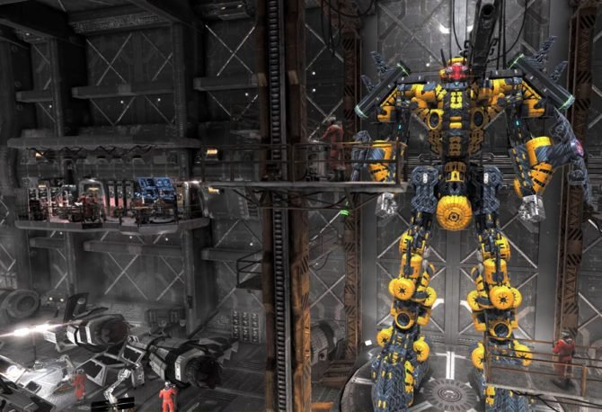 Why War Tech Fighters Is The Next Mech Game You Need