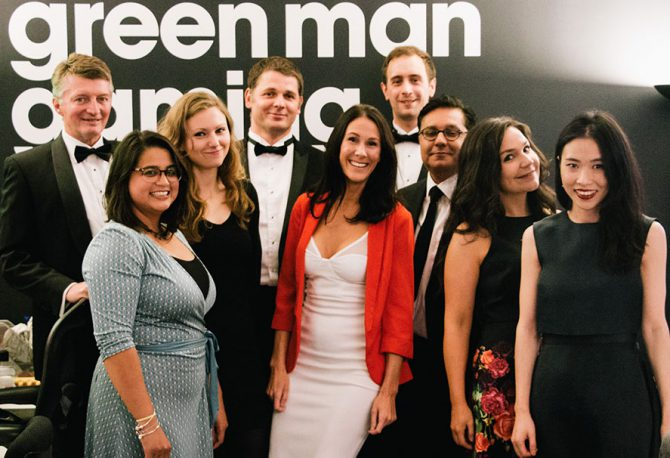 Green Man Gaming wins eCommerce Award 2017