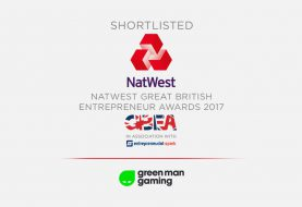 Green Man Gaming CEO Shortlisted for GB Entrepreneur Award