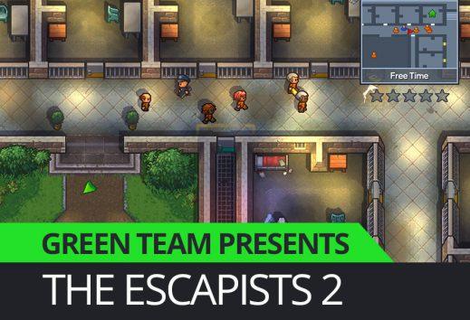Green Team Presents The Escapists 2