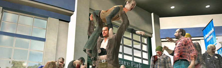 Frank West Dead Rising 1